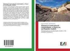 Bookcover of Solvency II and natural catastrophes: a focus on earthquake models