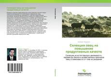 Bookcover of Селекция овец на повышение продуктивных качеств
