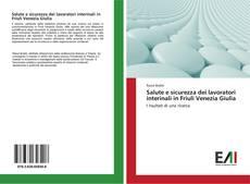 Bookcover of Salute e sicurezza dei lavoratori interinali in Friuli Venezia Giulia