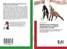 Couverture de Modificazioni istologiche multiorganiche in agnelli pretermine con RDS