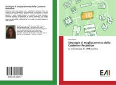 Buchcover von Strategie di miglioramento della Customer Retention