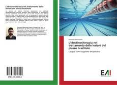 Bookcover of L'Idrokinesiterapia nel trattamento delle lesioni del plesso brachiale