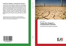 Copertina di Tutela dei rifugiati e cambiamenti climatici