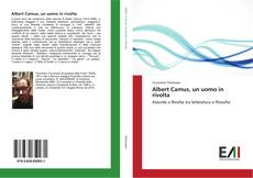 Buchcover von Albert Camus, un uomo in rivolta