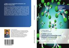 Bookcover of 1-OXO-1,2,3,4-Tetrahydrocarbazoles and Related Compounds