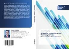 Molecular Interactions and thermodynamics kitap kapağı