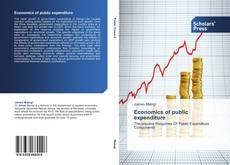 Buchcover von Economics of public expenditure