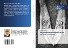 Buchcover von Beyond the Purdah of the Mind