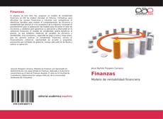 Bookcover of Finanzas