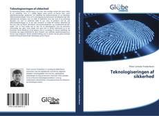 Couverture de Teknologiseringen af sikkerhed