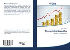 Bookcover of Biznesa imitācijas spēles