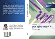 Обложка Kernel Methods in Analysis of Genetic Markers and DNA Microarrays