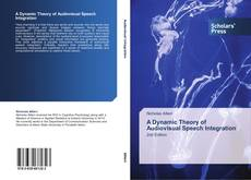 Capa do livro de A Dynamic Theory of Audiovisual Speech Integration
