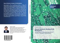 Buchcover von Neural Network Analog VLSI Multipliers