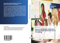 Bookcover of Improving Quality Education Through Interventional role of Principals