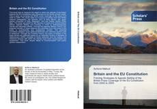 Bookcover of Britain and the EU Constitution