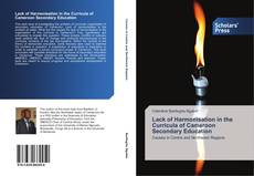 Copertina di Lack of Harmonisation in the Curricula of Cameroon Secondary Education