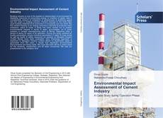 Bookcover of Environmental Impact Assessment of Cement Industry