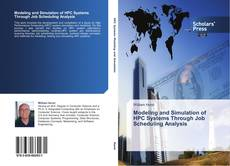 Capa do livro de Modeling and Simulation of HPC Systems Through Job Scheduling Analysis