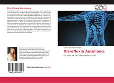 Bookcover of Disreflexia Autónoma