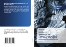 Capa do livro de Palynology and Paleoenviromental Study: Case Study from Nigeria