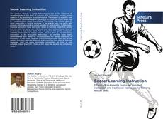 Bookcover of Soccer Learning Instruction