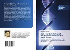 Обложка Molecular Cell Biology of Potato yellow dwarf virus N and P protein