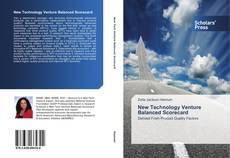 Обложка New Technology Venture Balanced Scorecard