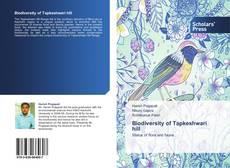 Portada del libro de Biodiversity of Tapkeshwari hill