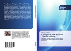 Bookcover of Copolymers with Improved Thermal Stability