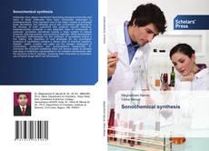 Capa do livro de Sonochemical synthesis