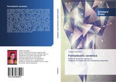Bookcover of Ferroelectric ceramics