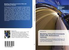 Modeling Virtual Environments Filled with Autonomous Vehicles kitap kapağı