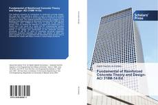 Couverture de Fundamental of Reinforced Concrete Theory and Design- ACI 318M-14 Ed.