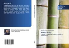 Bookcover of Writing Purity