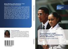 Bookcover of Shona Women under Patriarchy: From Feminism to African Womanism