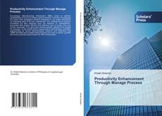 Bookcover of Productivity Enhancement Through Manage Process