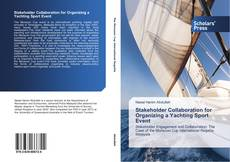 Portada del libro de Stakeholder Collaboration for Organizing a Yachting Sport Event