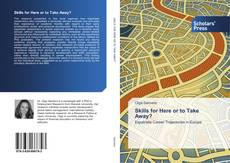 Buchcover von Skills for Here or to Take Away?