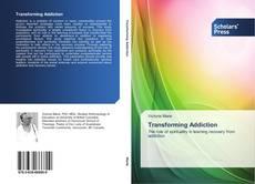 Capa do livro de Transforming Addiction