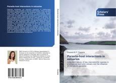 Couverture de Parasite-host interactions in estuaries