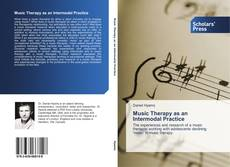 Portada del libro de Music Therapy as an Intermodal Practice