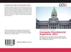 Capa do livro de Campaña Presidencial Argentina 2011