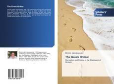 Borítókép a  The Greek Ordeal - hoz