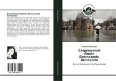 Ekspresyonist Alman Sinemasında Sembolizm kitap kapağı