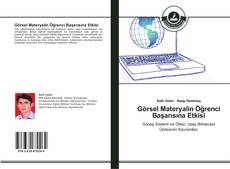 Couverture de Görsel Materyalin Öğrenci Başarısına Etkisi