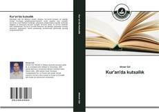 Bookcover of Kur'an'da kutsallık