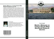 Couverture de Meclis-i Mebusan ve Türkiye Büyük Millet Meclisinde Bolşevik Devrimi