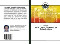 Bookcover of Karar Destek Sistemleri ve Kişiselleştirme