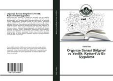 Couverture de Organize Sanayi Bölgeleri ve Yenilik: Kayseri'de Bir Uygulama